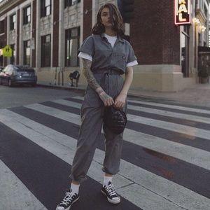 Vintage unisex jumpsuit